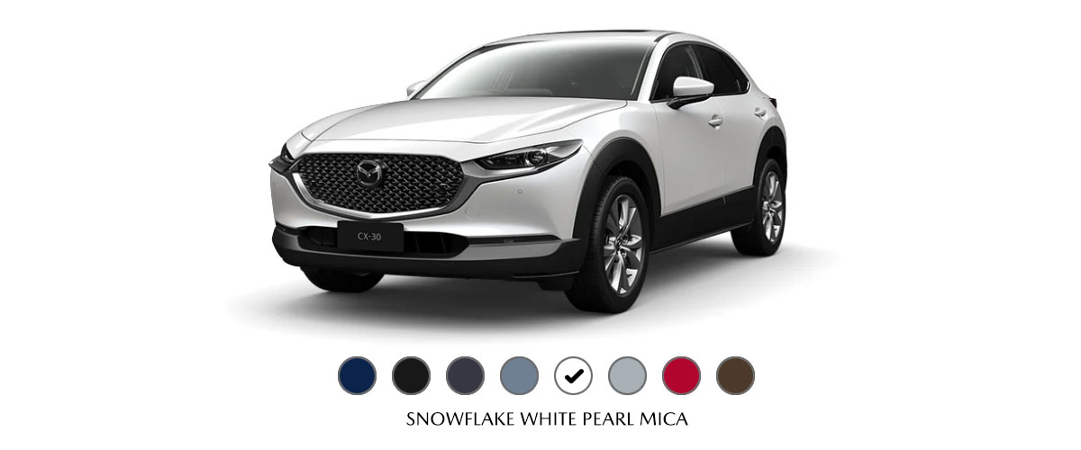 https://www.mazdadealers.co.nz/i/images/cx30/Colours_CX3_snowflakewhitepearl.jpg