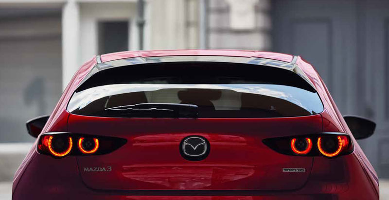 All-new Mazda3 Coming soon.